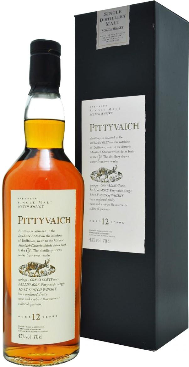 Pittyvaich 12Y.O. Last Bottling (в коробке) фото