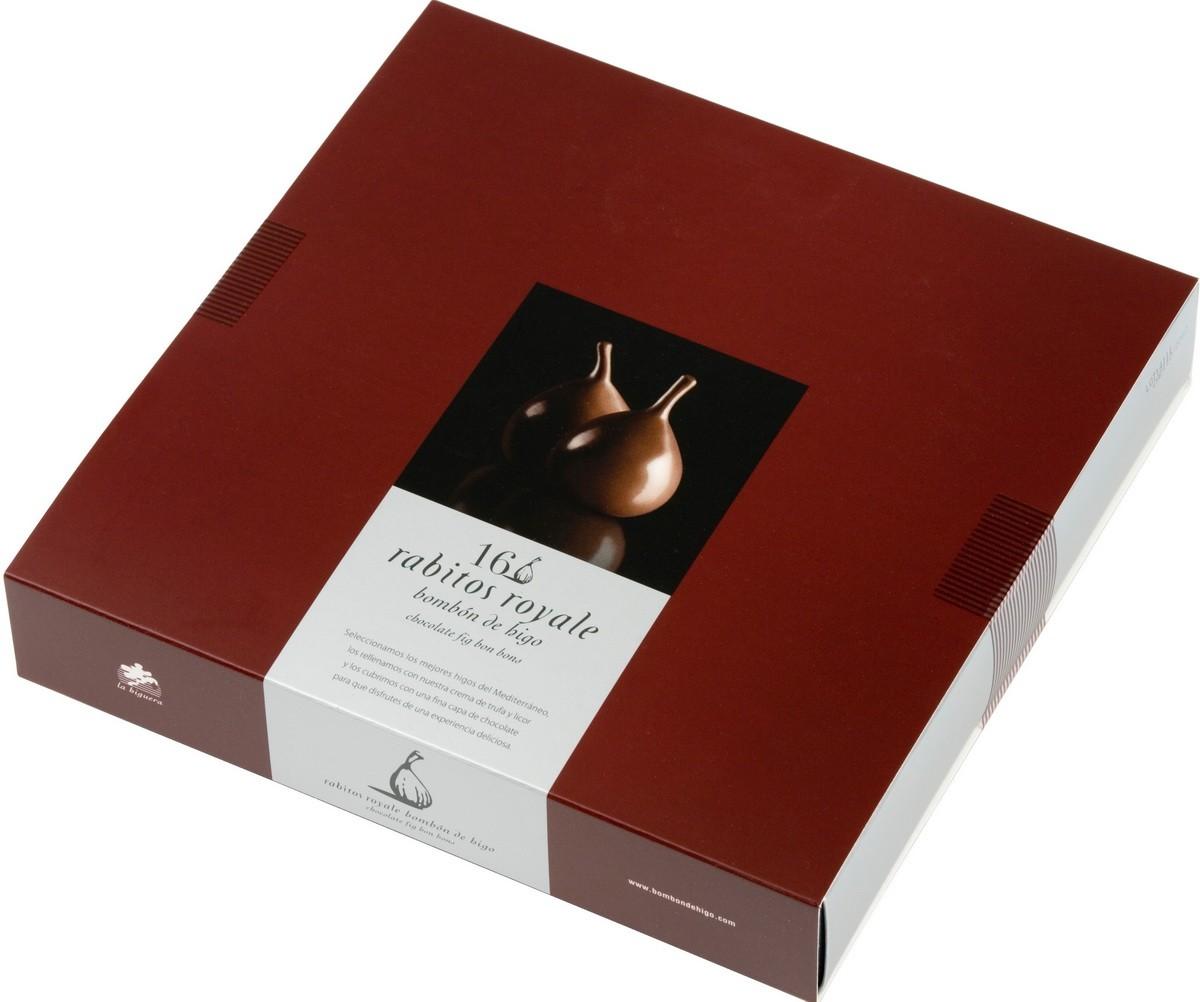Інжир в шоколаді Rabitos Royale 16 фото