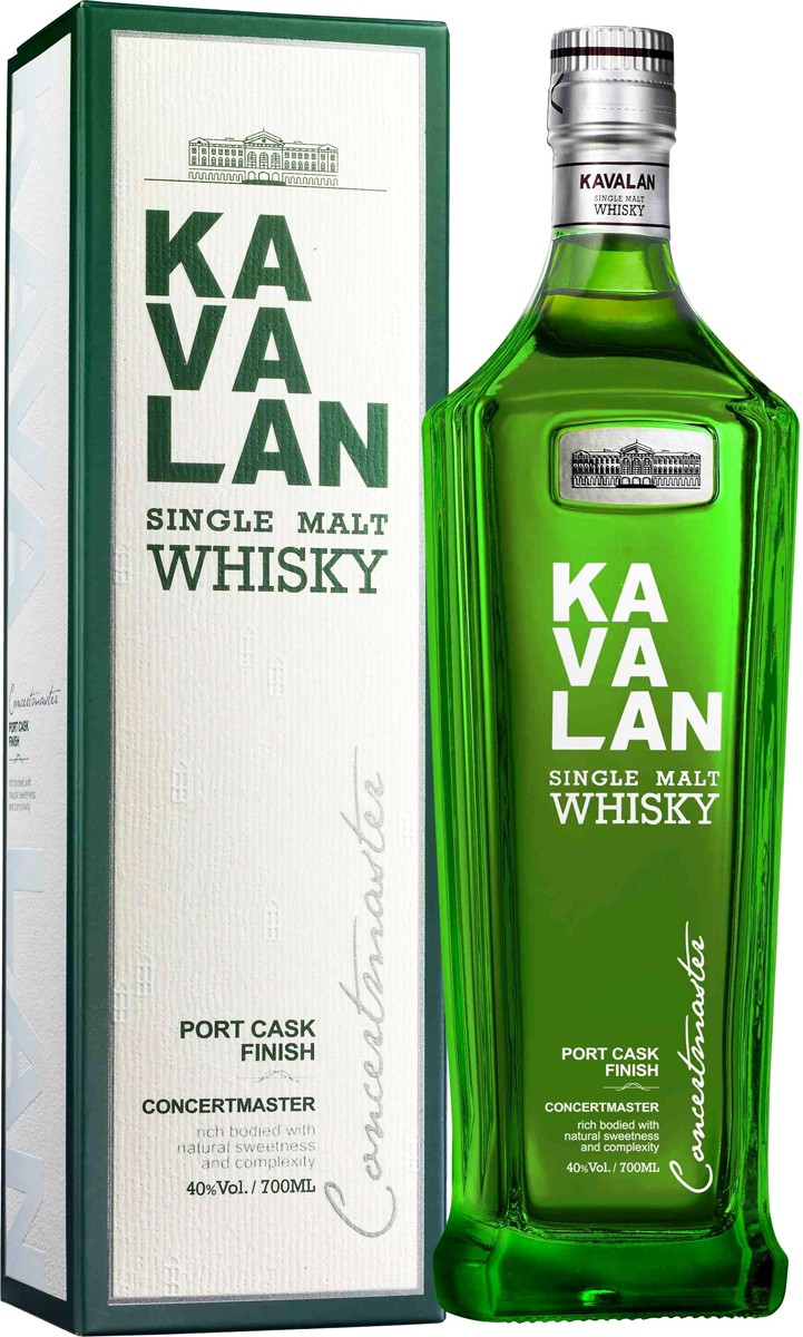 Віскі Kavalan Port Cask Finish фото