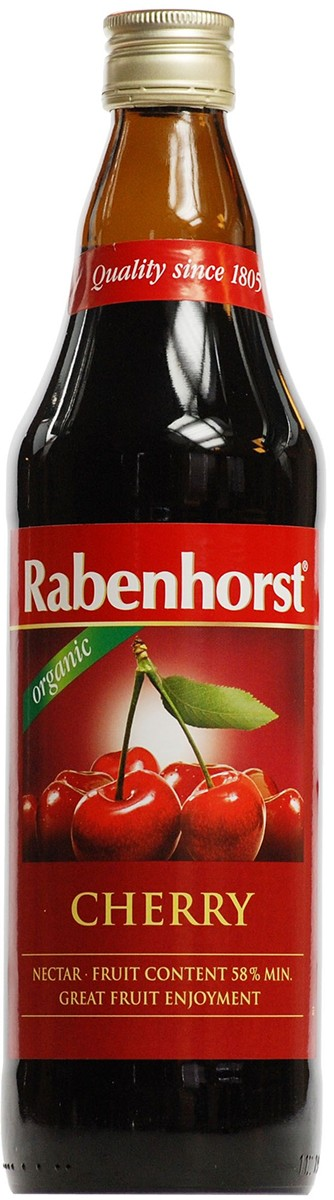 вишневий нектар Rabenhorst фото