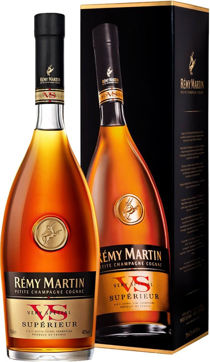 Remy Martin VS Superior (в коробке) фото
