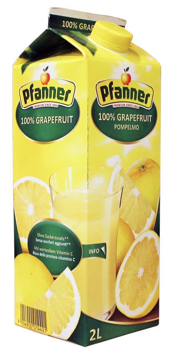 грейпфрутовий Pfanner фото