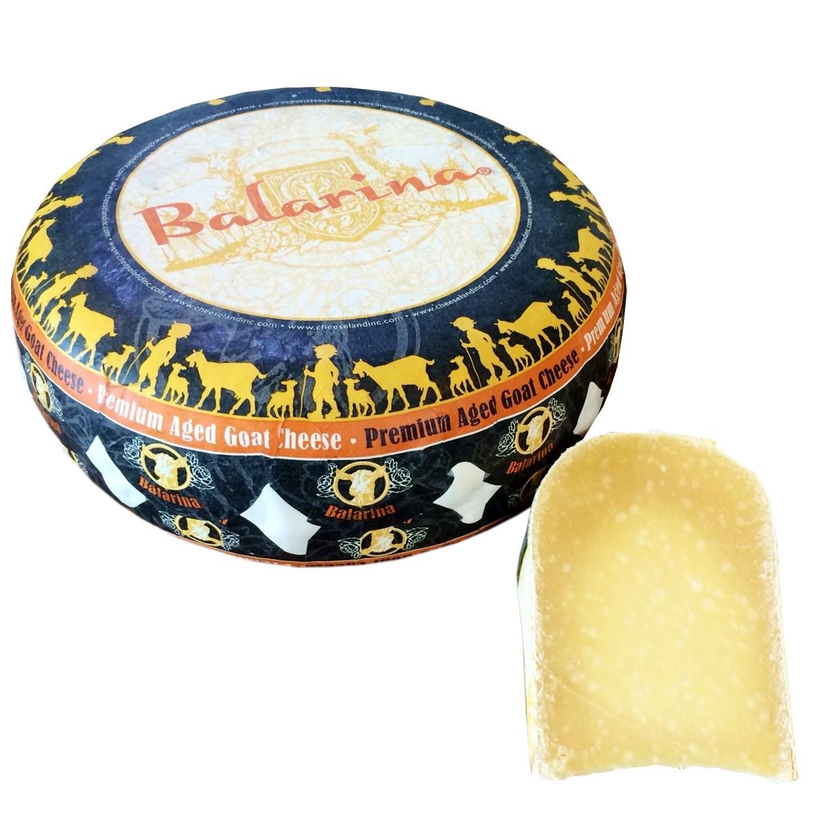 Сир козячий витримки 1 рік Balarina Cheeseland фото