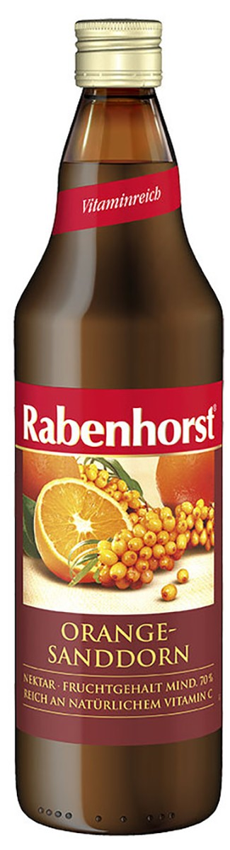 апельсин та обліпиха Rabenhorst фото