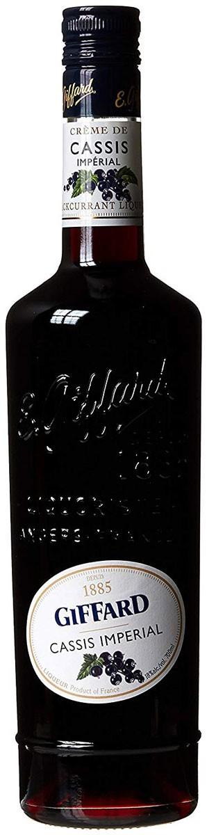 Giffard Creme de Cassis Imperiale фото