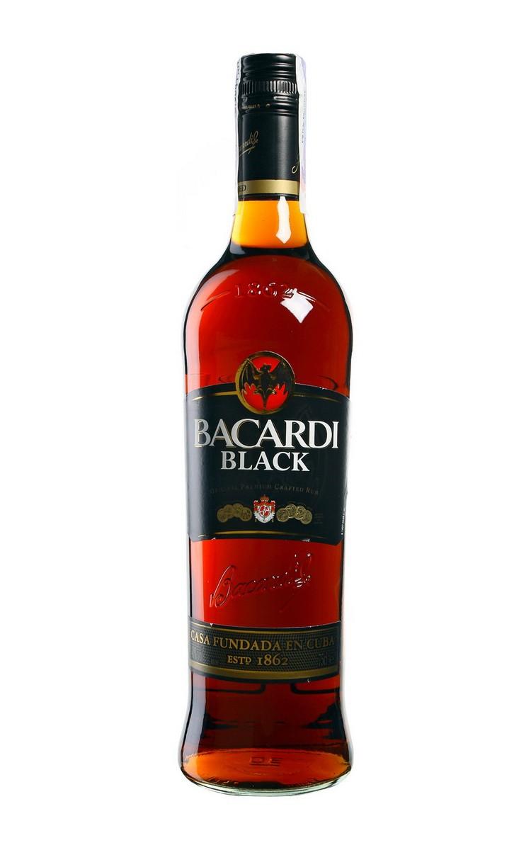 Bacardi Black фото