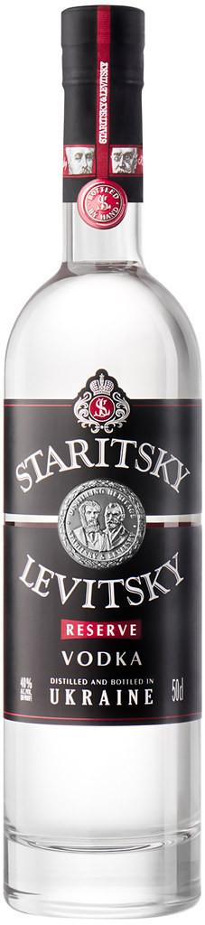 Staritsky & Levistky Reserve Vodka фото