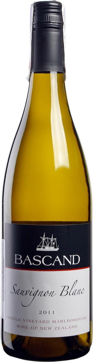 Bascand Sauvignon Blanc фото