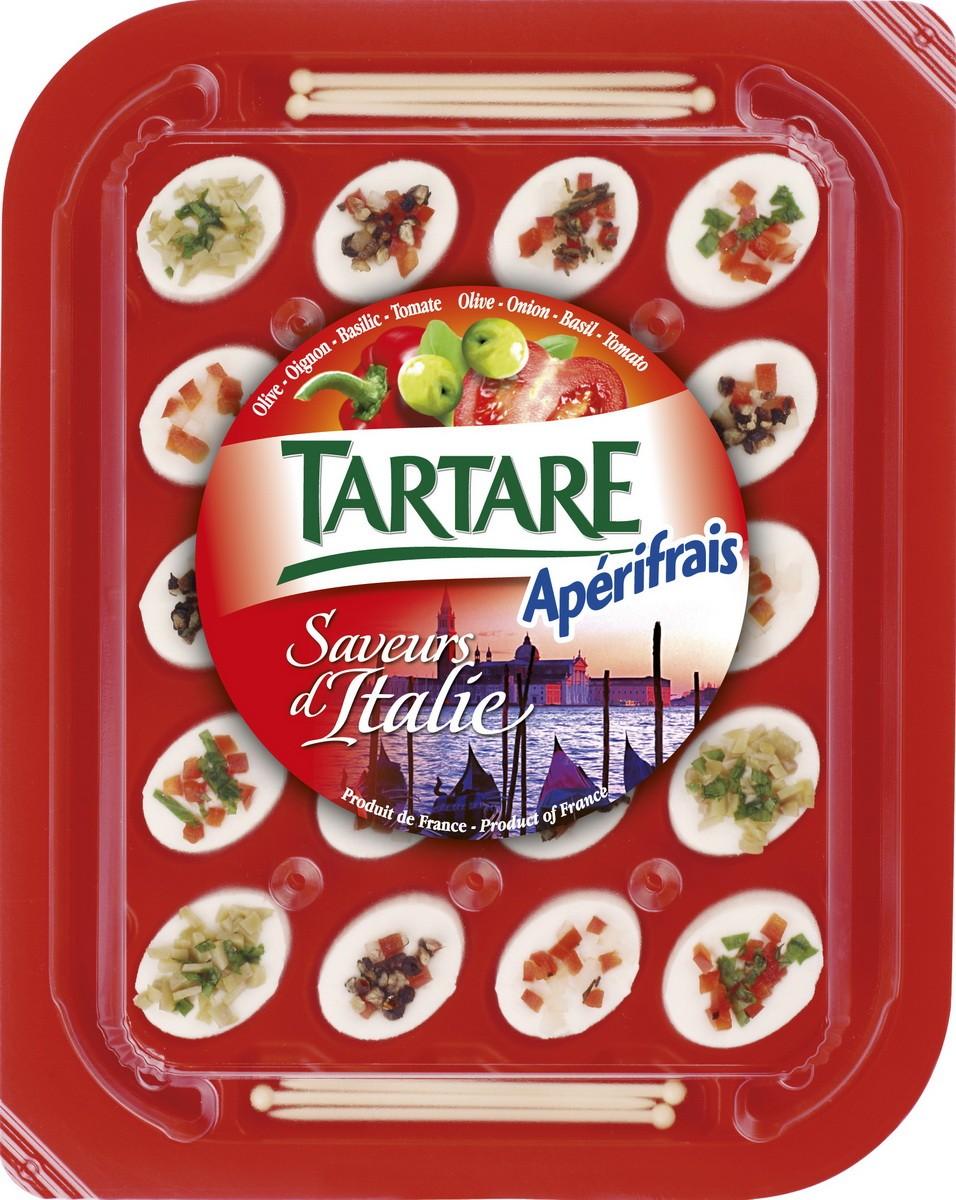 Tartare Аперифре Итали фото