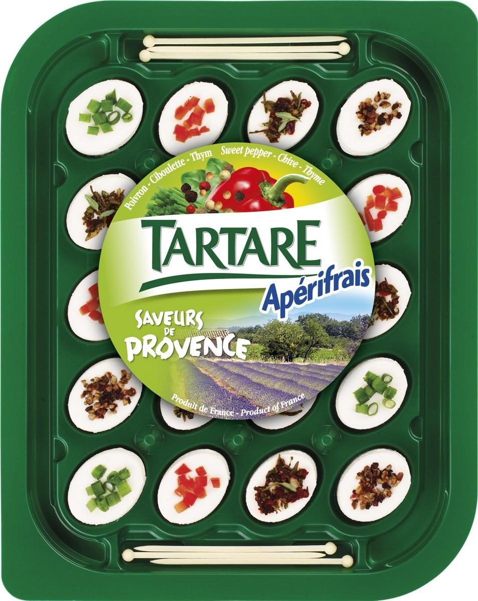 Tartare творожный с прованскими травами фото