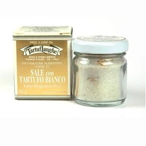 Сіль сіра атлантична з білим трюфелем Tartuflanghe фото