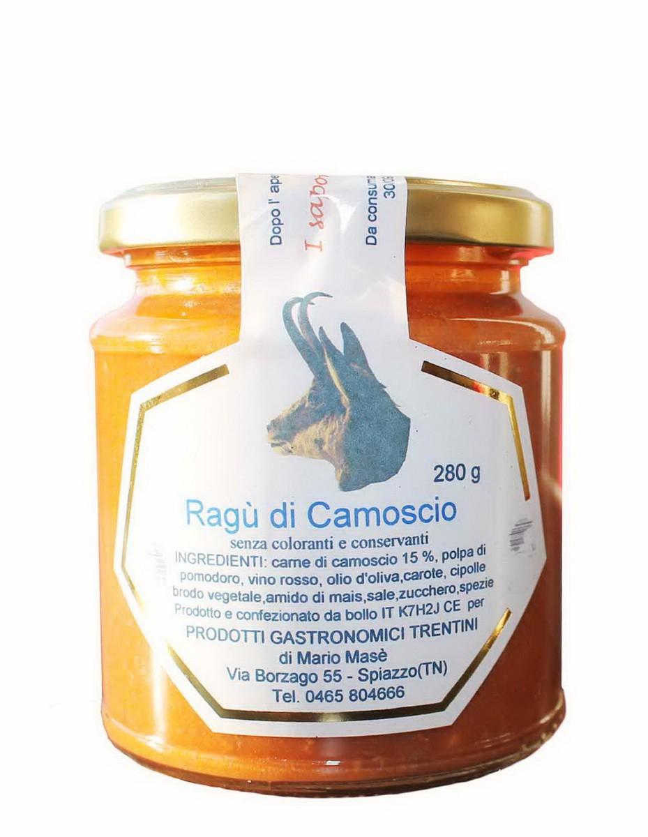 Рагу с мясом горного козла Gastronomici Trentini di Mario Mase фото