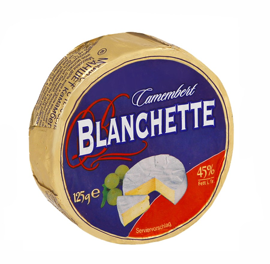 Blanchette Camembert Kaserei фото