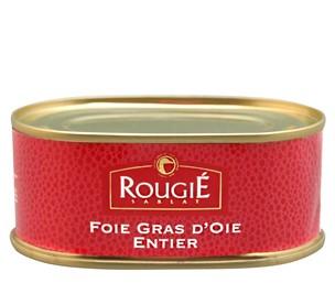 Фуа-гра гусиное цельное Rougie фото