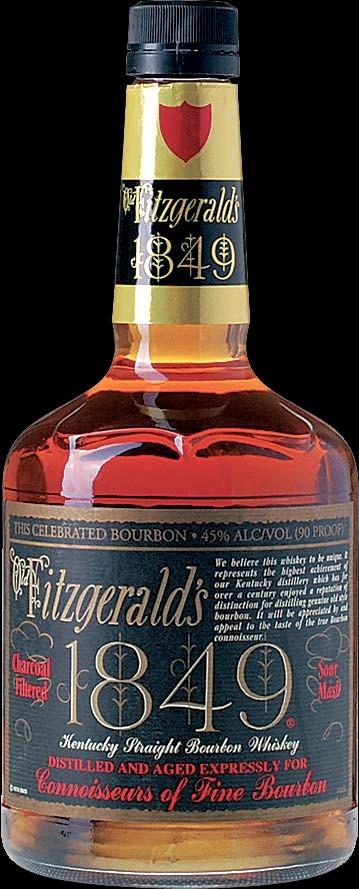 Old Fitzgerald 1849 фото