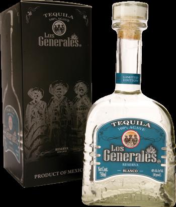 Los Generales Blanco (без коробки) фото