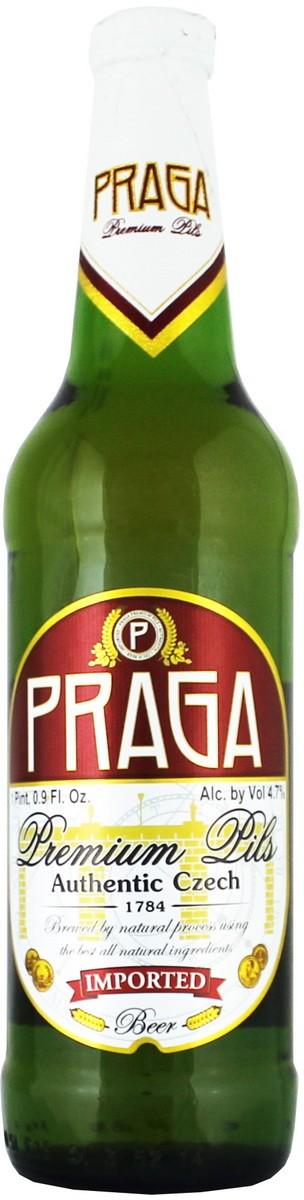 Praga premium pils фото