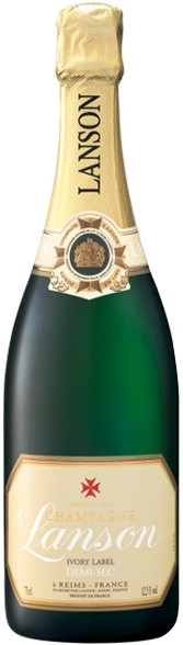 Champagne Lanson Ivory Label Demi-Sec фото