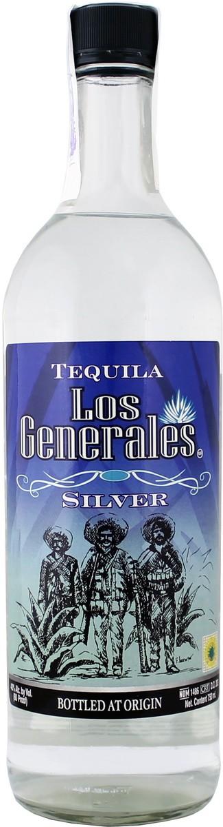 Los Generales Silver фото
