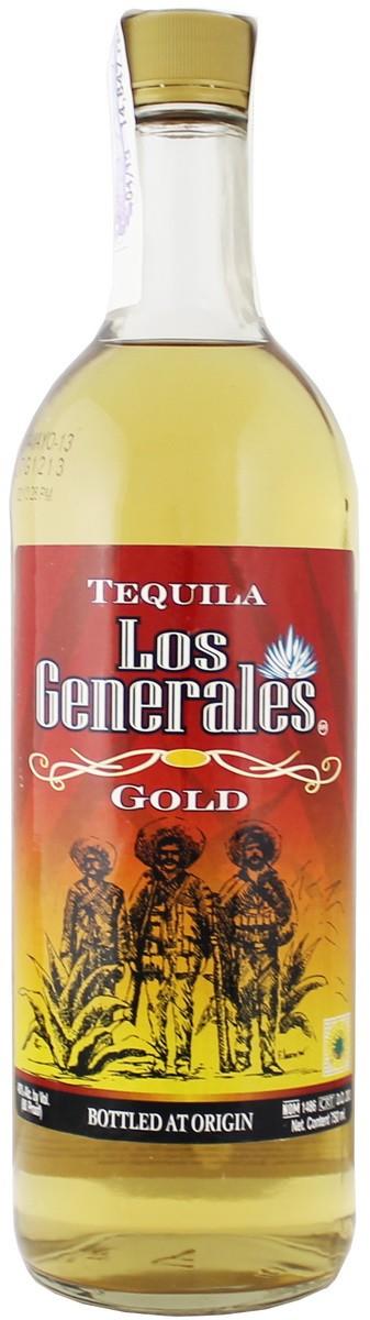 Los Generales Gold фото