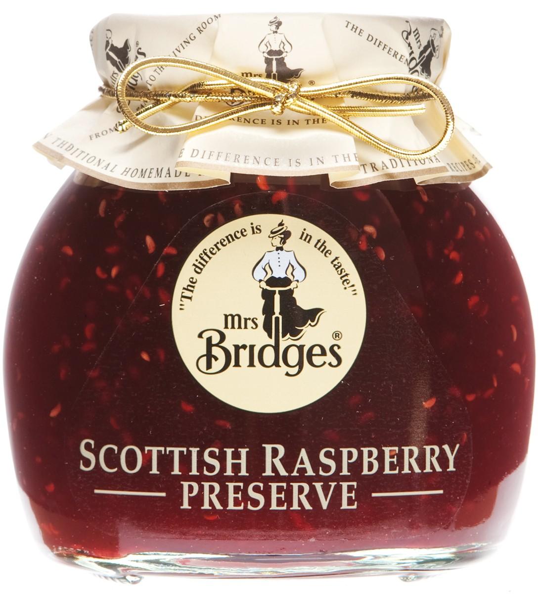 Джем «Шотландская малина» Mrs Bridges фото