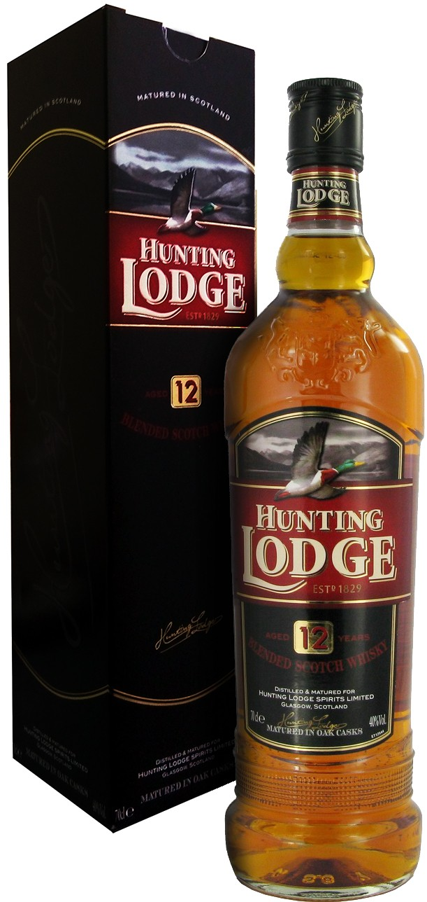 Fauconnier Hunting Lodge 12 Y.O. (в коробке) фото