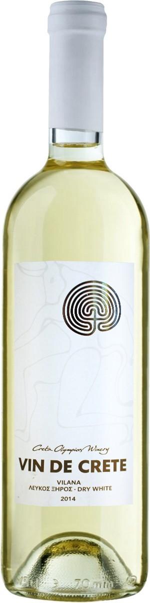 Mediterra Winery Vin de Crete Vilana фото