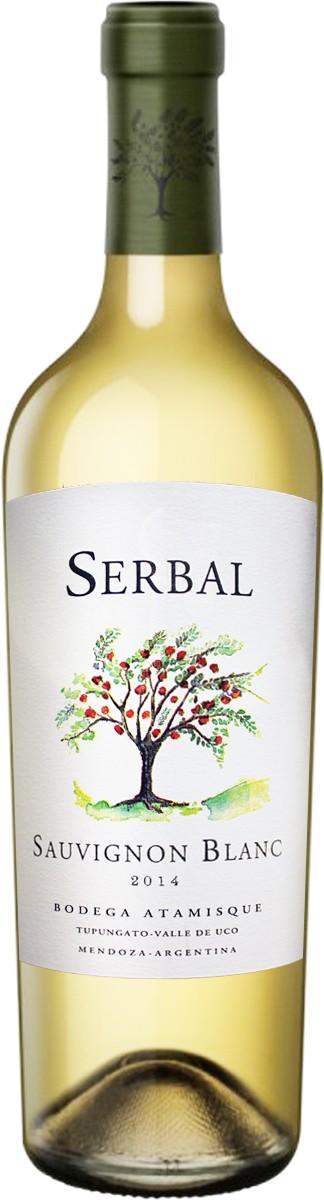 Bodega Atamisque Serbal Sauvignon Blanc фото