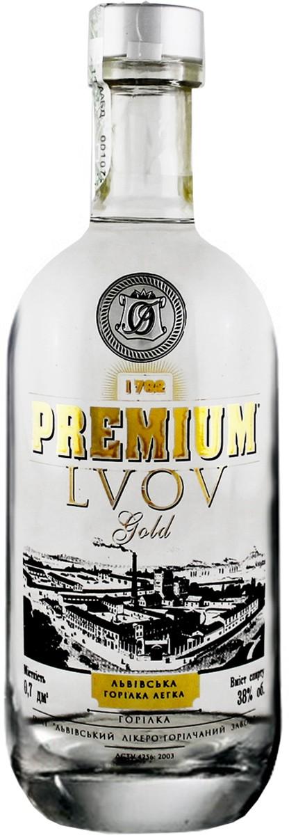 Premium Lvov Gold фото