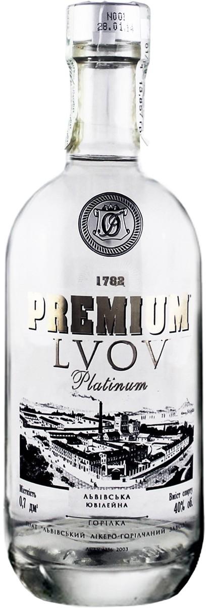 Premium Lvov Platinum фото