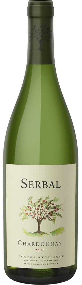 Bodega Atamisque Serbal Chardonnay фото