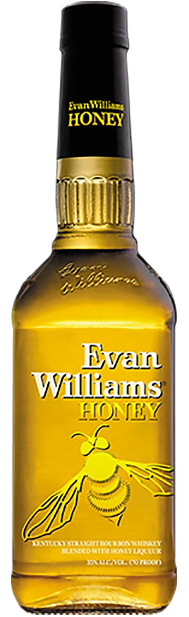 Evan Williams Honey Reserve фото