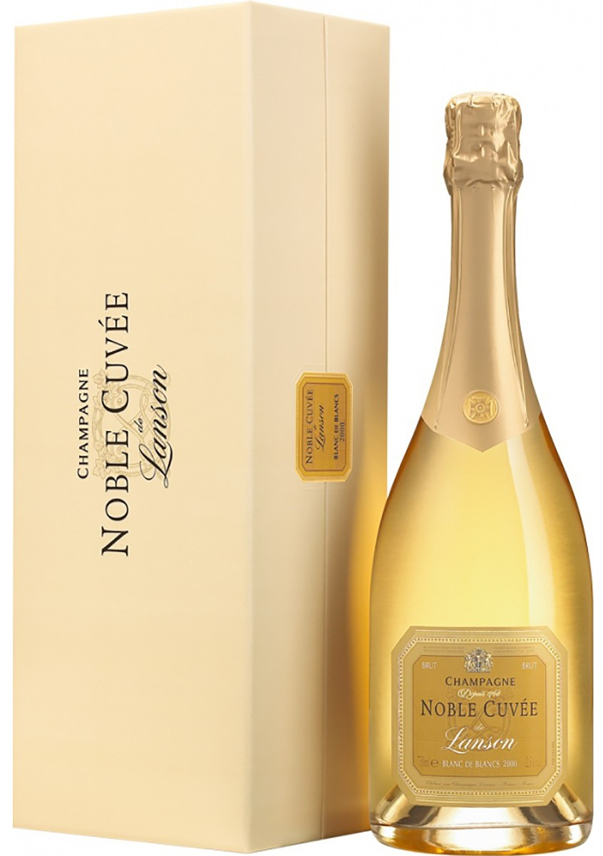 Champagne Lanson Noble Cuvee Blanc de Blancs фото