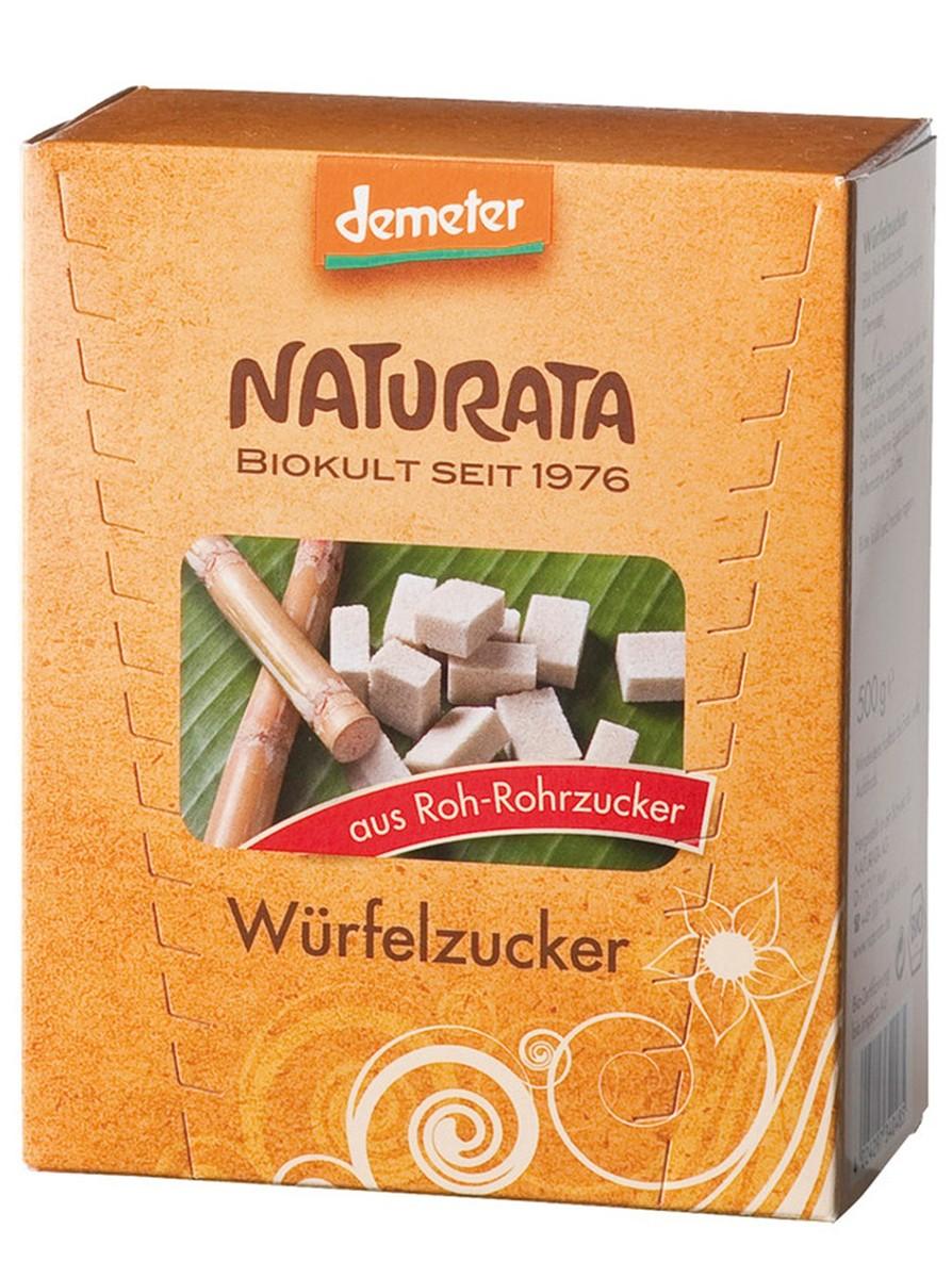 Сахар тростниковый нерафинированный Naturata фото