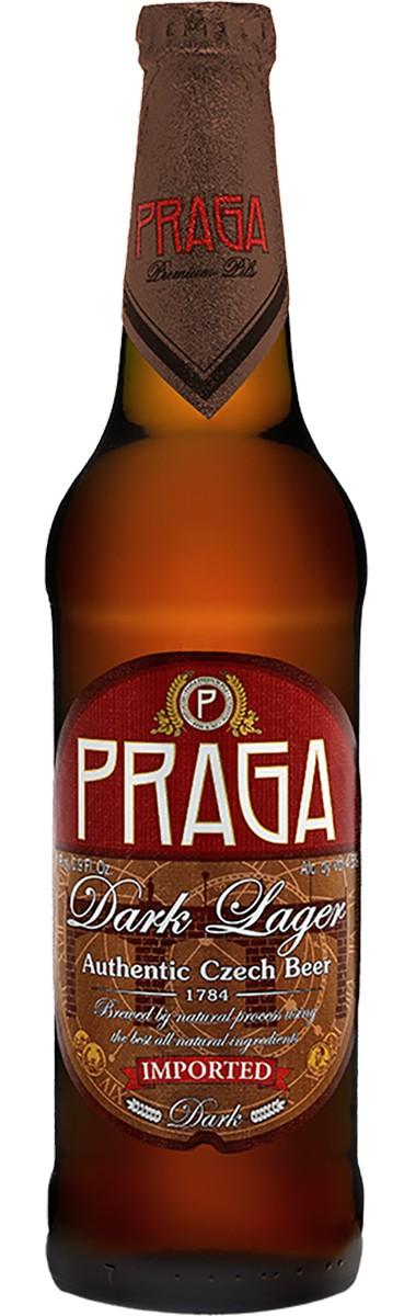 Praga dark lager фото