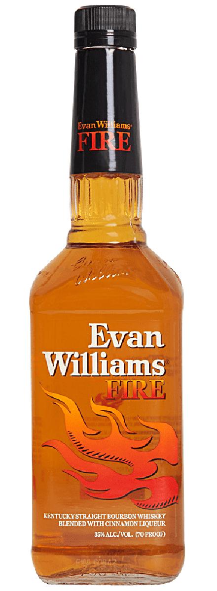 Evan Williams Fire Cinnamon фото