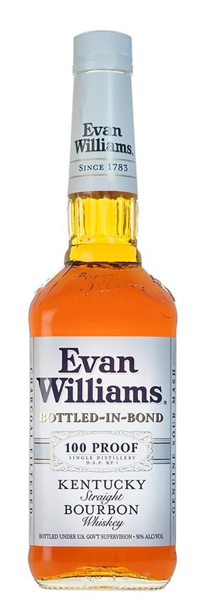 Evan Williams Bottled in Bond фото