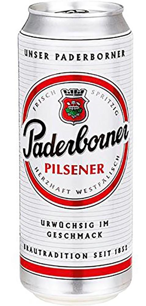 Paderborner Pilsner фото