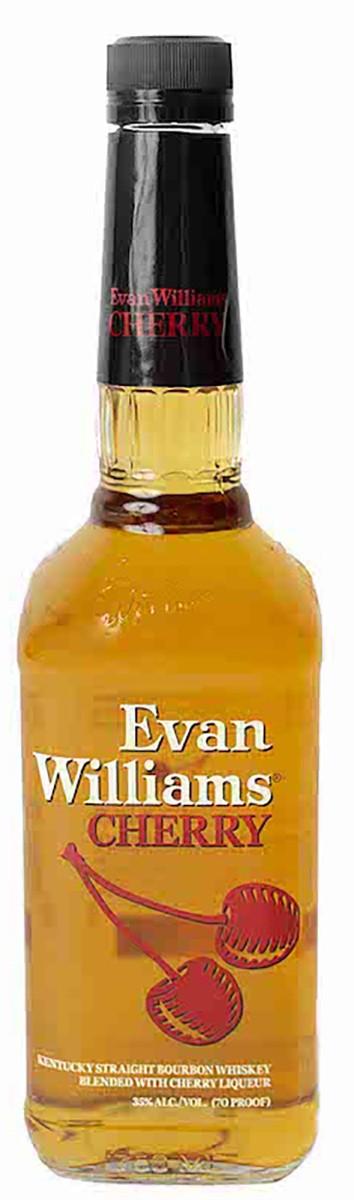 Evan Williams Cherry Reserve фото