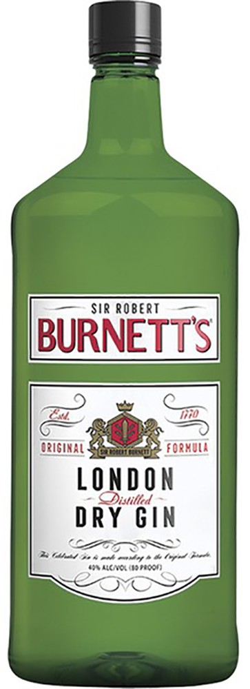 Heaven Hill Distilleries Burnett's London Dry Gin фото