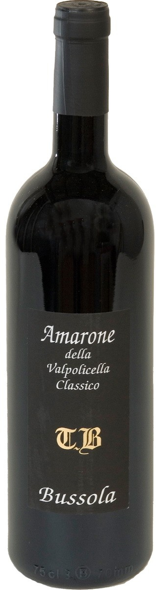 Bussola Amarone della Valpolicella Classico TB фото