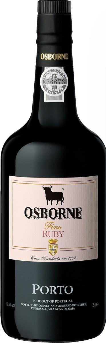 Osborne Porto Fine Ruby фото