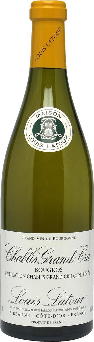 Maison Louis Latour Chablis Grand Cru Bougros фото