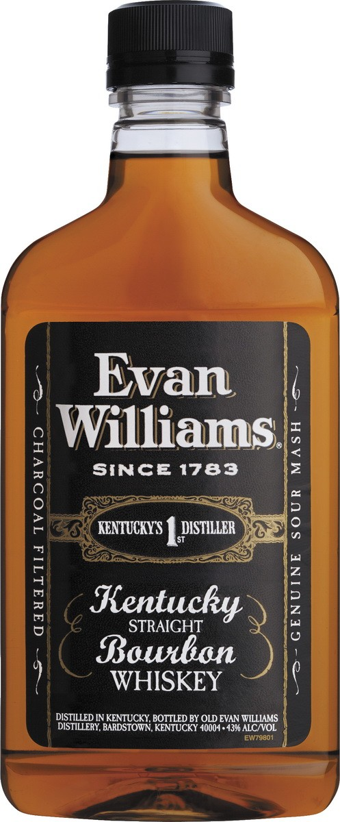 Evan Williams Black фото