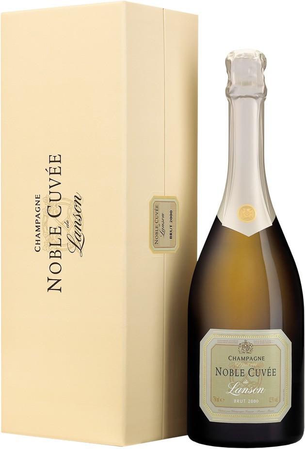 Champagne Lanson Noble Cuvee Brut фото
