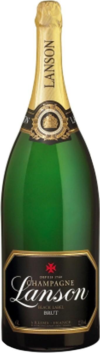 Champagne Lanson Black Label Brut фото