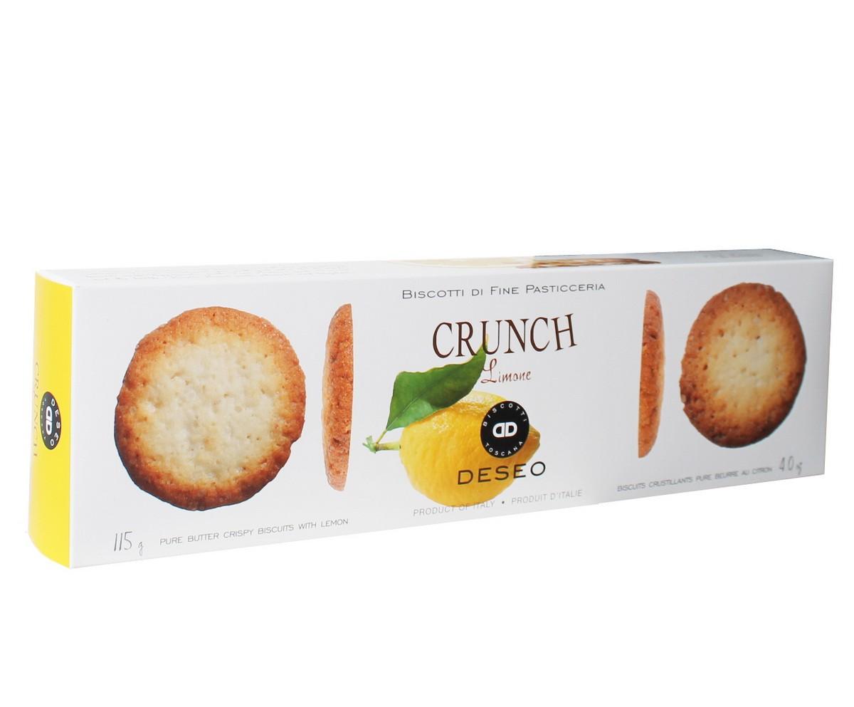 Печиво з лимоном Crunch Deseo Toscana фото