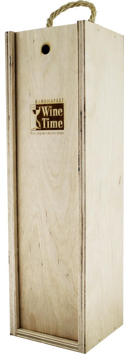Короб подарочный Wine Time фото