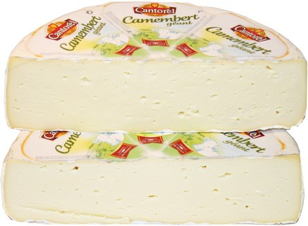Сир Camembert Geant Cantorel фото