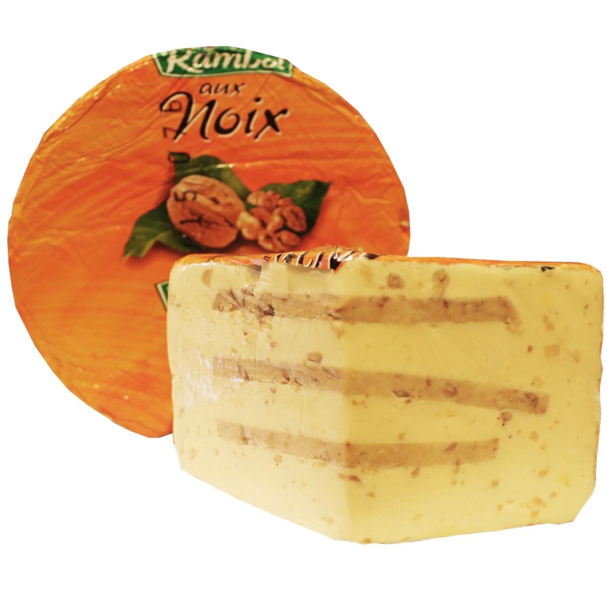 Плавленый сыр Rambol с орехами Bongrain фото